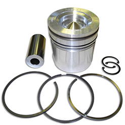 KMP Brand spare pistons and ring sets