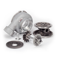KMP Brand Replacement Turbochargers and Cartridges