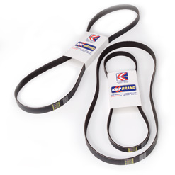 KMP Brand Replacement V Belts, Pulleys and Tensioners