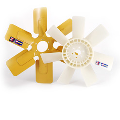KMP Brand replacement fans