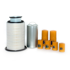 KMP Brand replacement filters